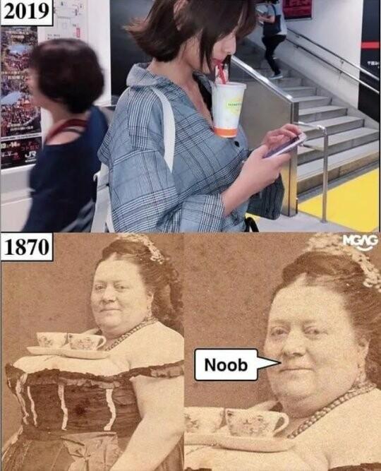 Meme_otros - La época victoriana se nos adelantó