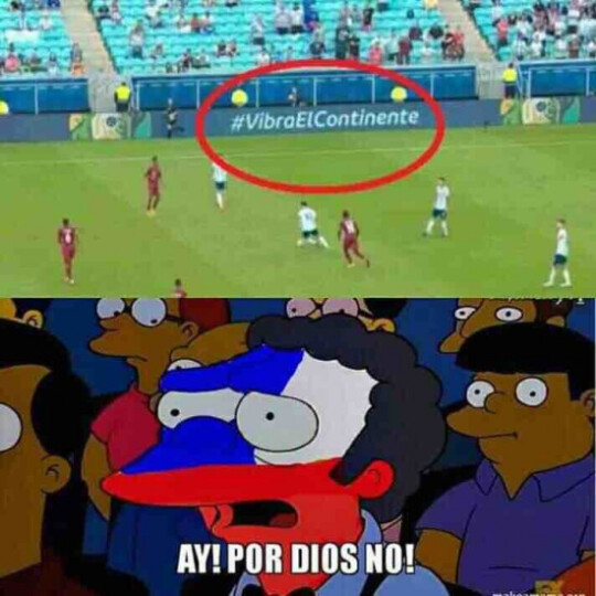 Meme_otros - ¿El fútbol predijo el tiempo?