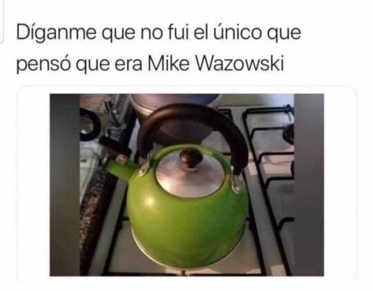 Meme_otros - ¡Mike!