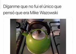 Enlace a ¡Mike!