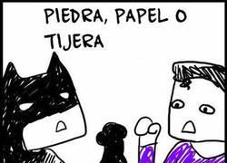 Enlace a Batman eres un tramposo