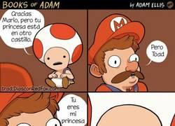 Enlace a ¡Oh, Mario!