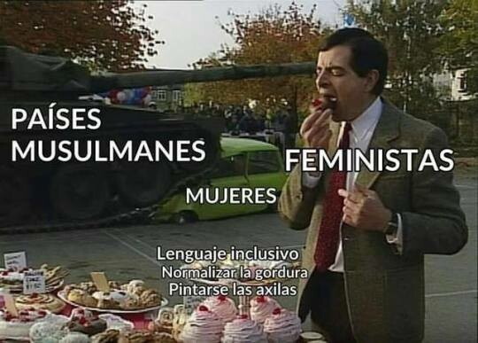 Meme_otros - El gran feminismo de tercera ola en una imagen
