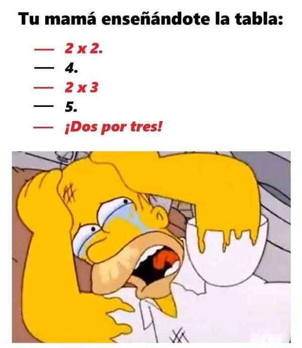 Meme_otros - ¡Madre! perdóneme, por favor