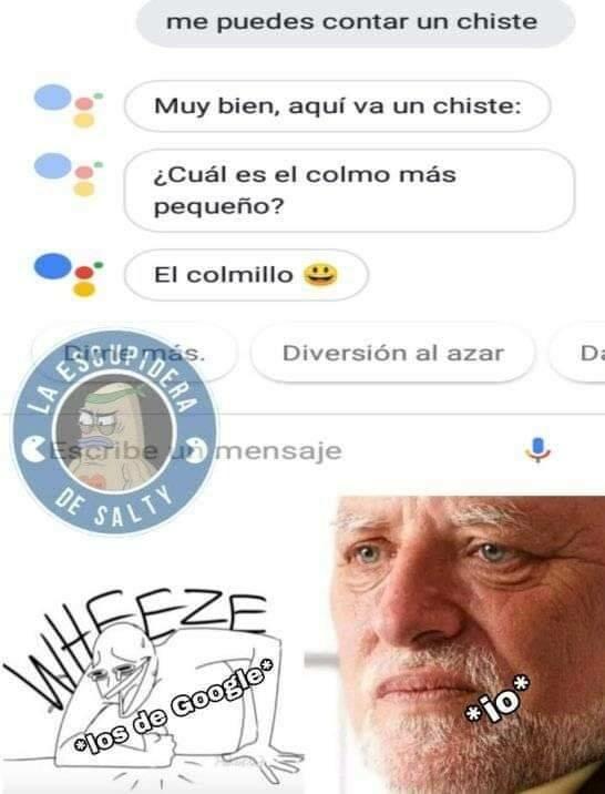 Meme_otros - Google no tiene un buen sentido del humor