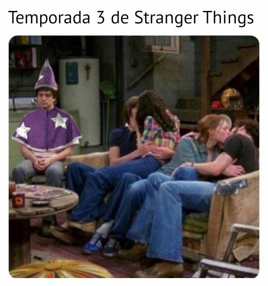 Meme_otros - Stranger Things 3
