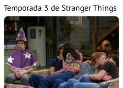 Enlace a Stranger Things 3