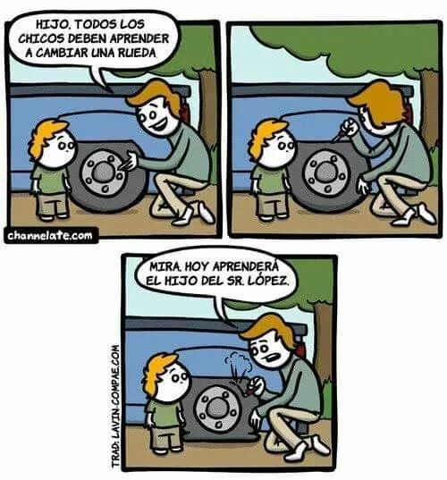 Otros - Paternidad