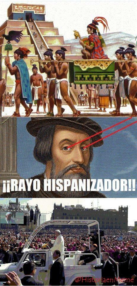 Otros - Rayo hispanizador