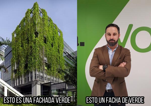 Meme_otros - fachada verde