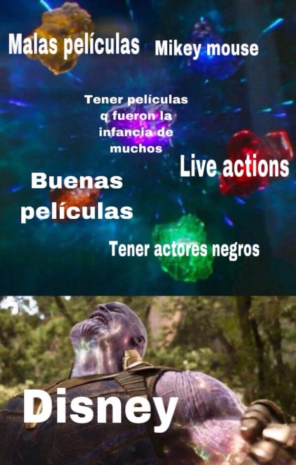 Meme_otros - Disney: ¡Dámelo todo!