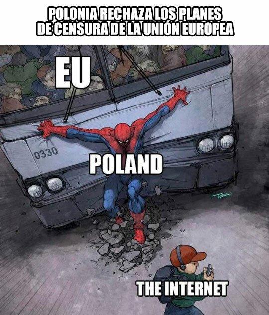 Meme_otros - Polonia echándole más huevos que nadie