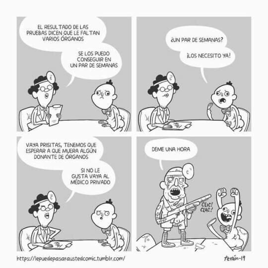 Otros - Sanidad pública vs privada