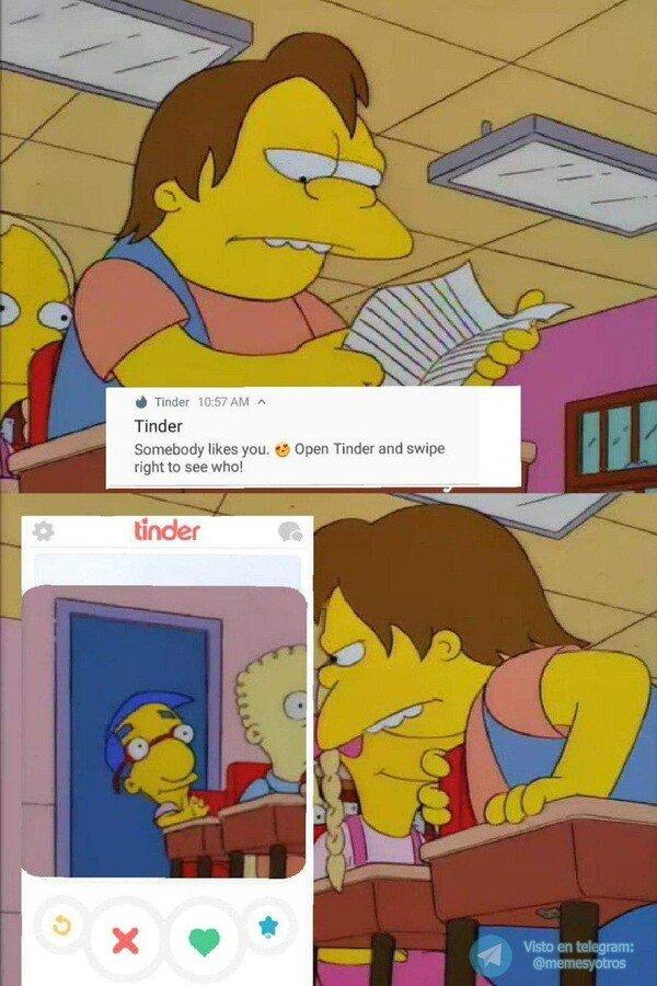 Meme_otros - A alguien le gustas, ¡vuelve!