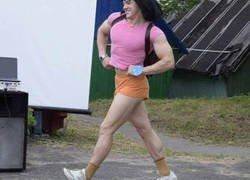 Enlace a Dora la vigoréxica