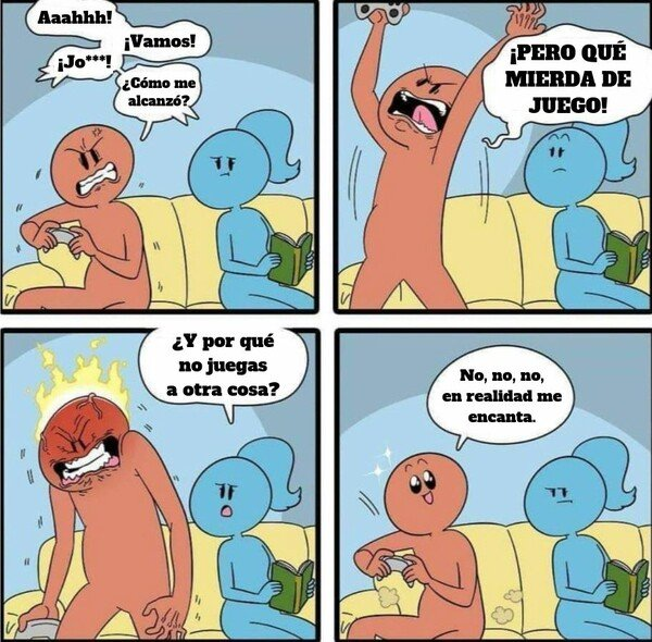 Otros - AmorOdio