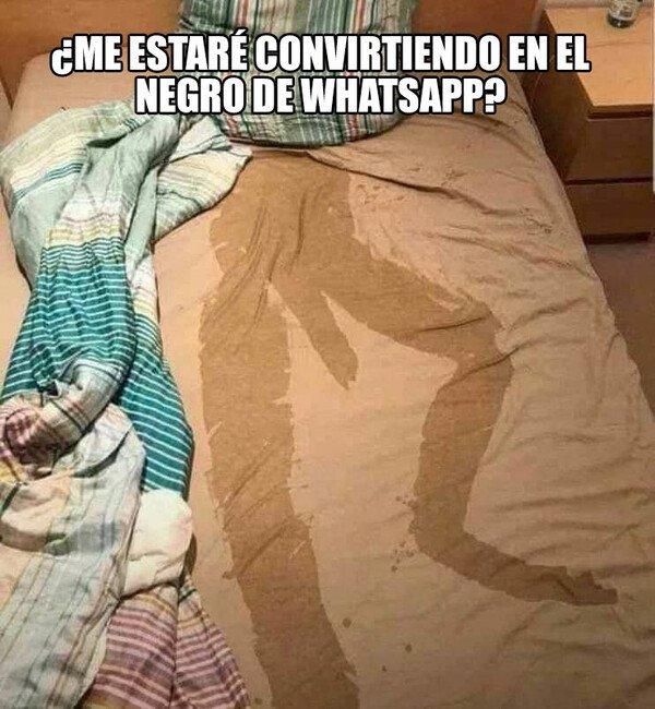 Meme_otros - Mamá, tengo miedo