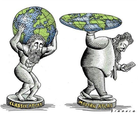 Otros - Dos extremos de un mismo mundo