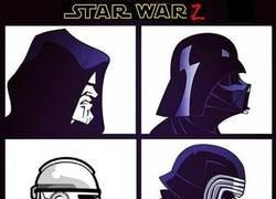 Enlace a Star Warz - The Dark Side