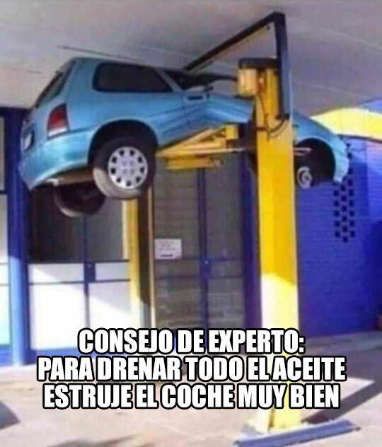 Meme_otros - Palabrita de mecánico