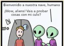 Enlace a Pruebas alienígenas