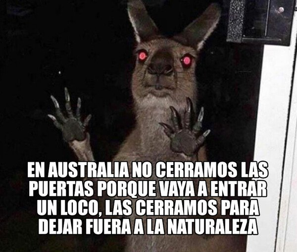 Meme_otros - Australia, sin más