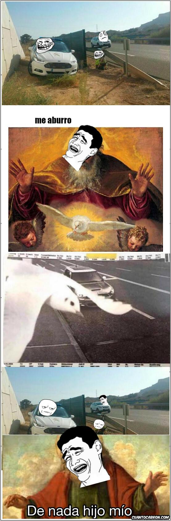 Yao - Yao ming es Dios