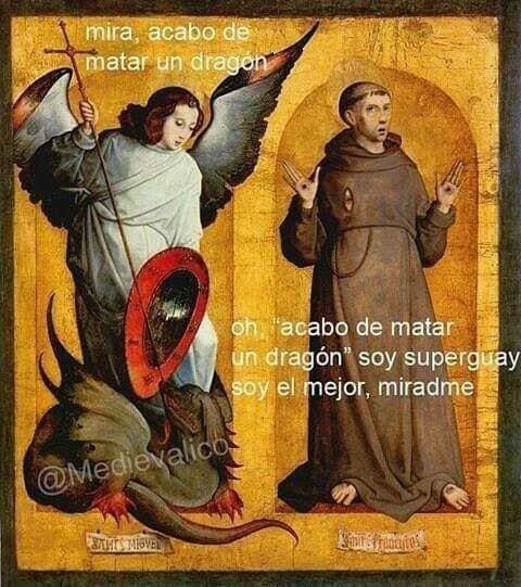 Meme_otros - Reacciones del medievo