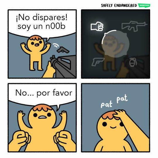 Otros - No, por favor, soy noob