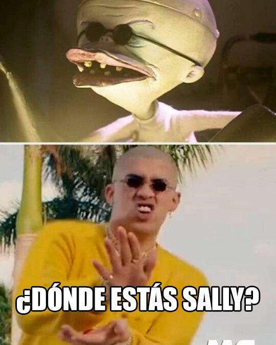Meme_otros - ¡Sally te he dicho que no puedes salir!