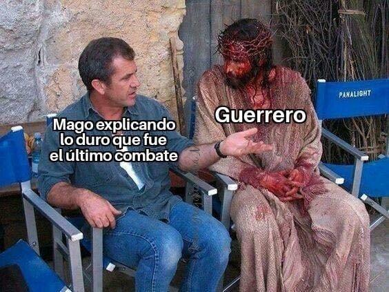 Meme_otros - Si la historia la escribiesen los magos...