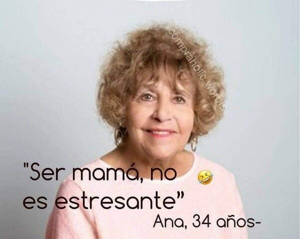 Meme_otros - Palabrita de mami que es la mejor bendición