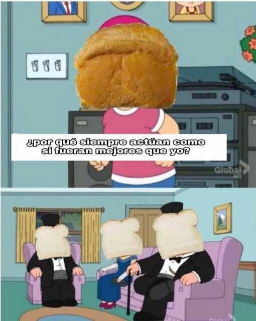 Meme_otros - ¿Quién se come la tapa del pan?