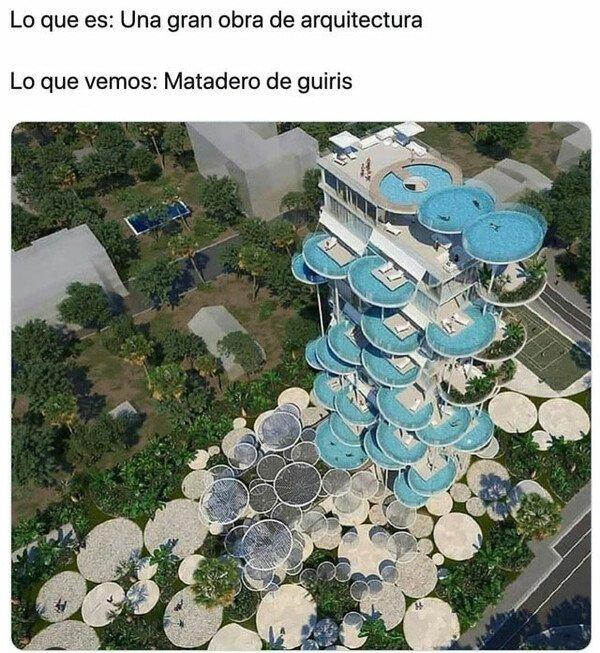 Meme_otros - O el parque acuático definitivo para guiris