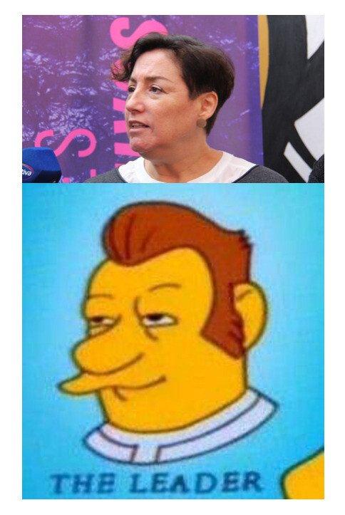 Meme_otros - Nanananana ¡liiiideeeeeeer!