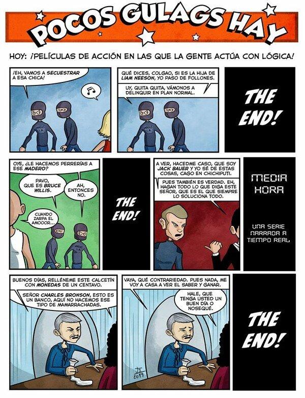 Otros - Cine con lógica