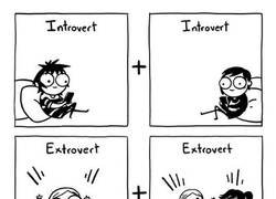 Enlace a La compatibilidad entre introvertidos y extrovertidos