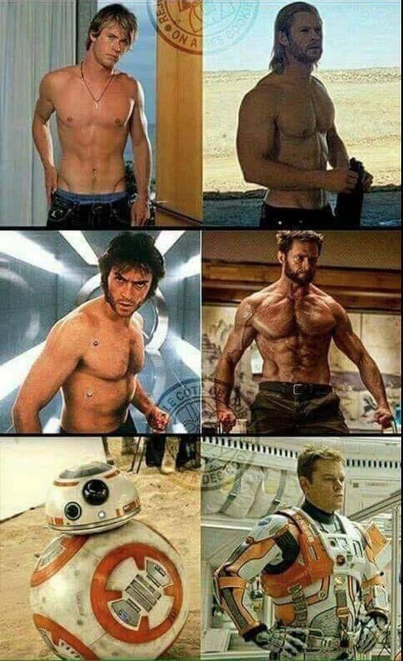 Meme_otros - Hollywood y sus dietas estrictas para sus actores