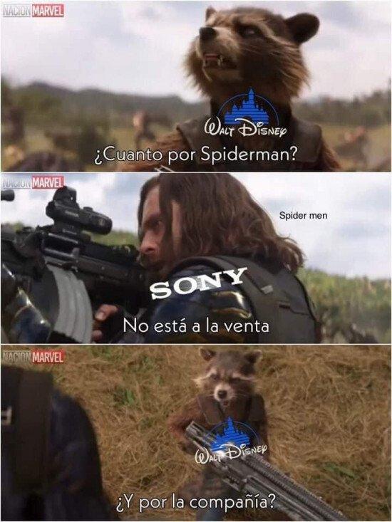 Meme_otros - ¿Tiene que venir el Sr.Stark a solucionarlo?