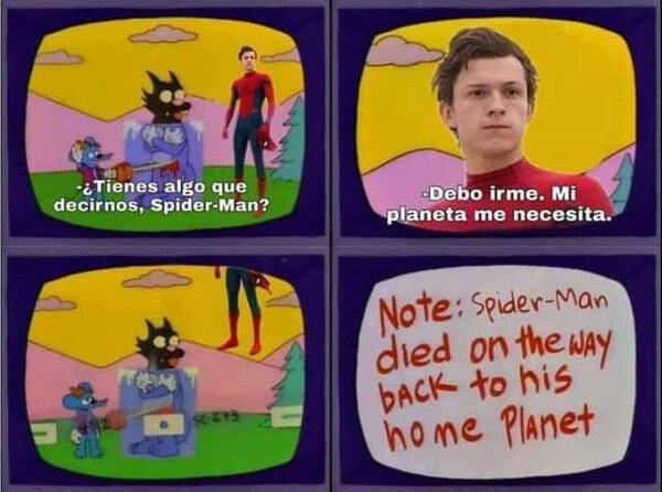 Meme_otros - Pues casi que se lo podían haber ventilado con Thanos, ¿no?