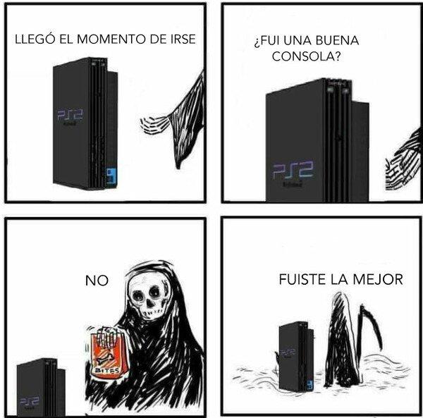 Otros - R.I.P PS2