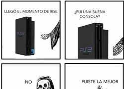 Enlace a R.I.P PS2