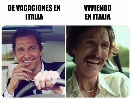 Meme_otros - Las dos caras de Italia
