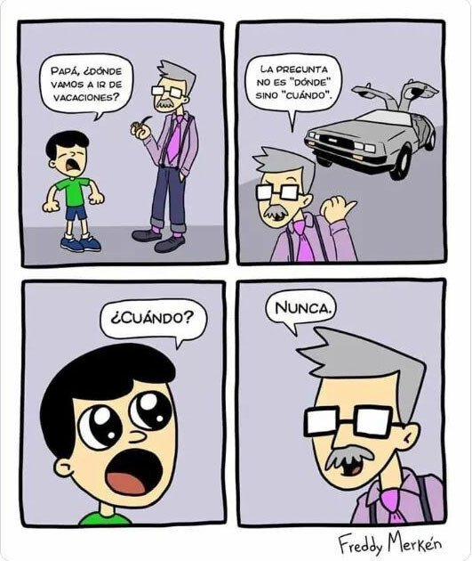 Otros - Me he gastado todos los ahorros en un DeLorean