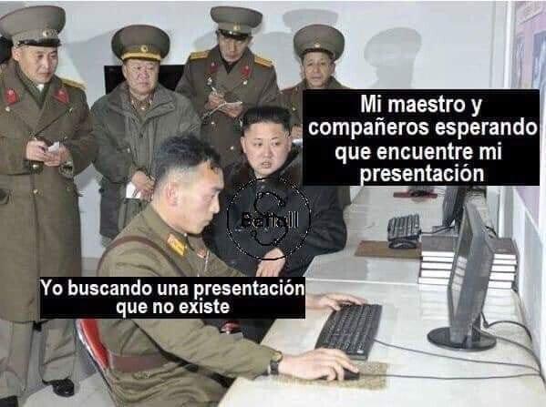 Meme_otros - Excusa is coming