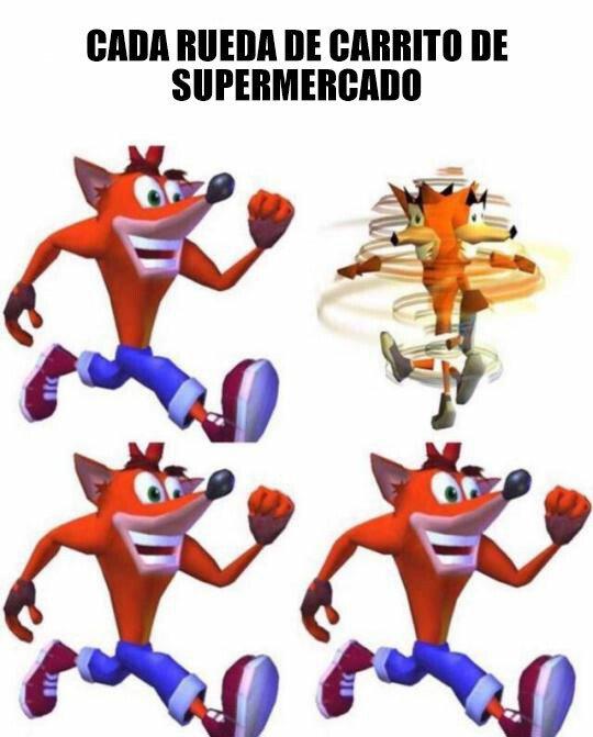 Meme_otros - Erase una vez los carritos de supermercado