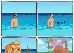 Enlace a La ira de Poseidón