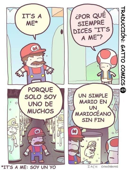 Otros - Mario, el precursor de los minions