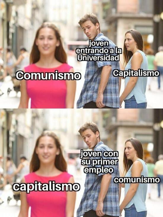Meme_otros - La universidad te cambia, y la vida te quita todas las tonterias de la cabeza