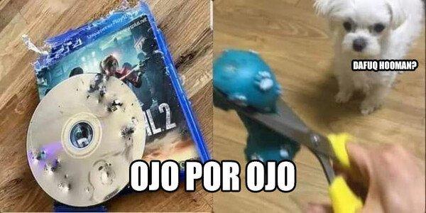 Meme_otros - Ojo x ojo